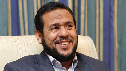 Libya's Islamist military chief Abdel Hakim Belhadj. (Reuters/Youssef Boudlal)