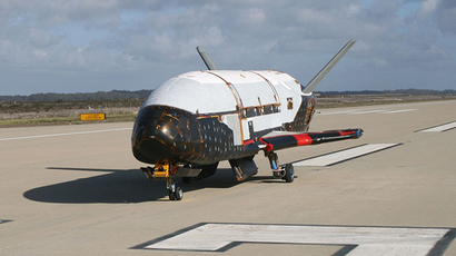 X-37B Orbital Vehicle (Reuters / HO)