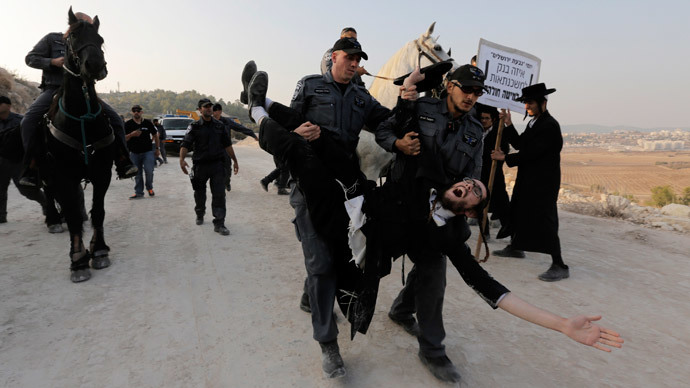 Israeli society sick with violence – country's president