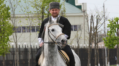 Head of the Chechen Republic Ramzan Kadyrov (RIA Novosti / Said Tcarnaev)