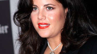 Former White House intern Monica Lewinsky (Reuters / Mike Segar)