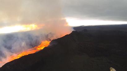 Mexican Volcano of Fire spews 5km-high pillar of ash (VIDEOS)