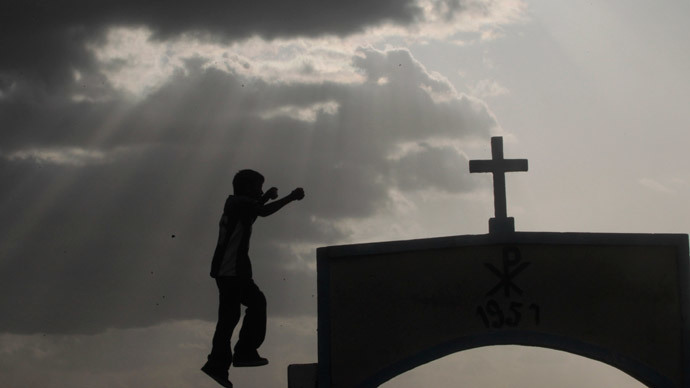 Religious hatred, wealth inequality top global threat poll