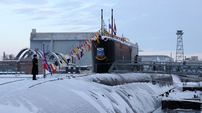 Russian bases to span entire Arctic border by end of 2014