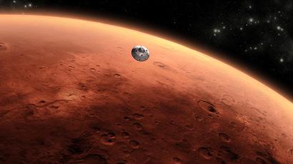 Infertile Field of Mars? Colonization plans marred by gravity, radiation fears