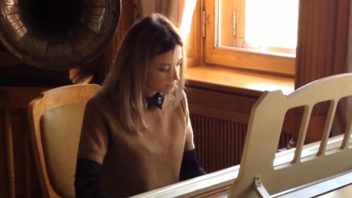 Poklonskaya Natalia Tsar