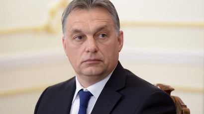 Prime Minister of the Republic of Hungary Viktor Orban (RIA Novosti / Aleksey Nikolskyi)