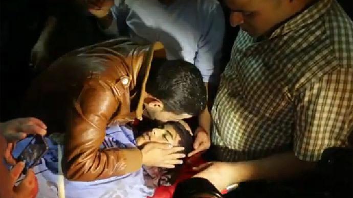 IDF kill Palestinian-American teenager in West Bank