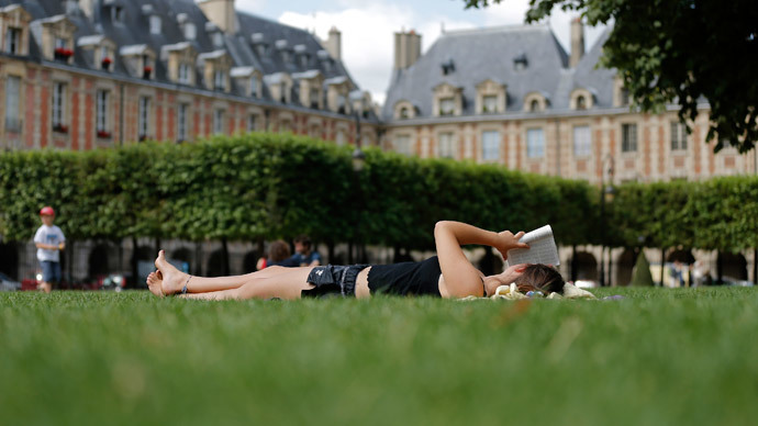 Sex, chocolate… new language? Same pleasure for human brain, scientists say