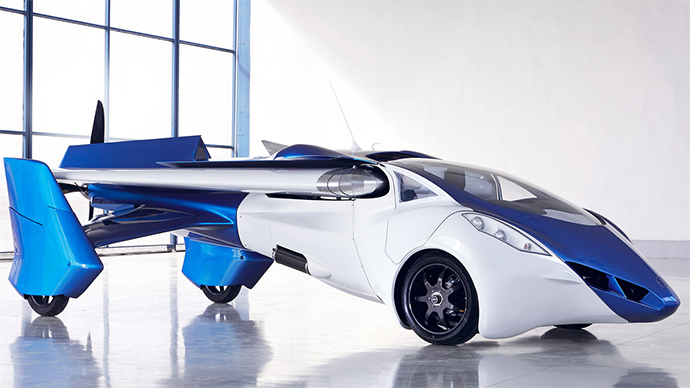 Image from aeromobil.com