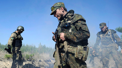 Ukrainian battalion leader-turned-MP ready to 'organize blasts in Russia'