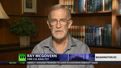Ray McGovern describes brutal arrest at Petraeus event (VIDEO)
