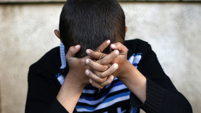 Cry for help: Rise in UK children considering suicide, social media blamed