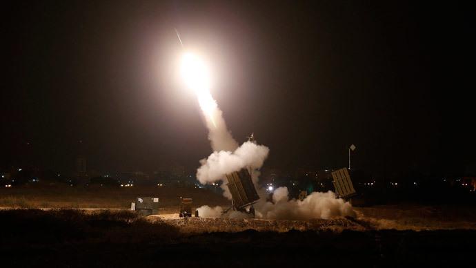 '360-degree range': Israel develops maritime 'Iron Dome' missile defense system