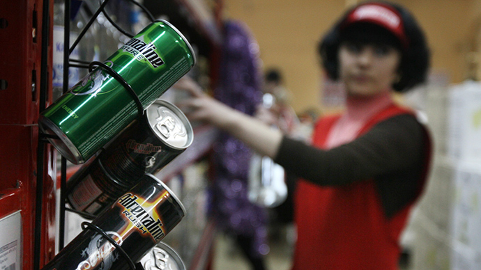 World's first: Lithuania enacts law banning sale of energy drinks to minors