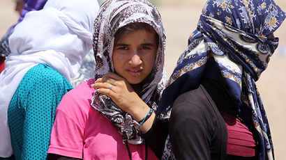 Syrian Kurds proclaim women's equality in defiance of ISIS