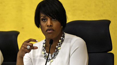 Baltimore Mayor Stephanie Rawlings-Blake (Reuters/James Lawler Duggan)