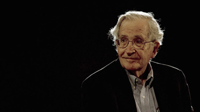 Chomsky to RT: US and its NATO intervention force may spark nuclear war