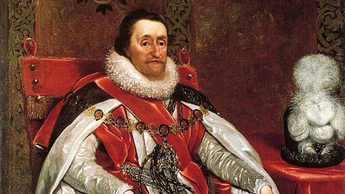 the failure of king james the 1st of england James vi (1566–1625), king of scotland, afterwards james i, king of england,   they were anticipated by arran, and most of them fled to england  the  octavians pursued their work for about a year and a half, but they failed to  increase.