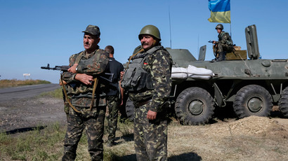 Kiev shells Donetsk amid tank battle in city suburb – E. Ukrainian militias