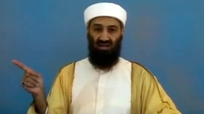 Osama bin Laden.(Reuters / Handout)