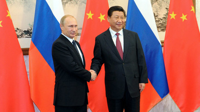 ​Russia-China trading settlements in yuan increases 800%
