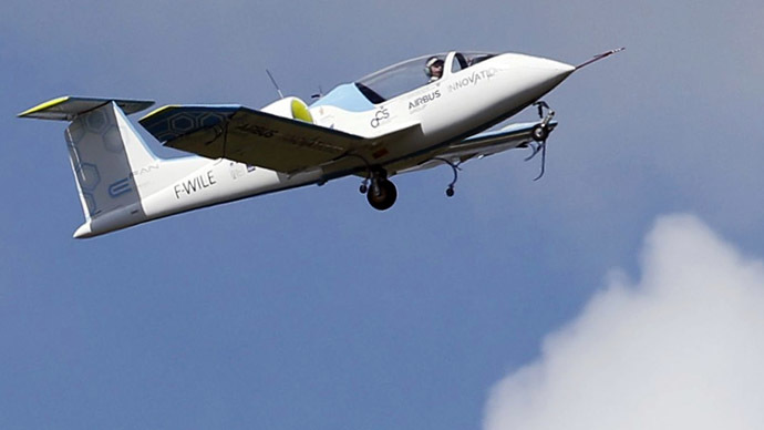 New Aviation Age Commercial Electric Aircraft Nearing