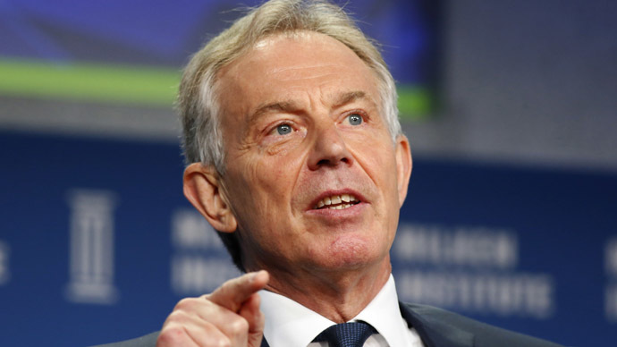 Cash for contacts: Tony Blair's illicit Saudi oil dealings spark outrage