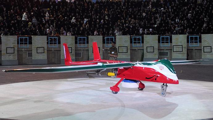 Iran test-flies 1st US drone replica