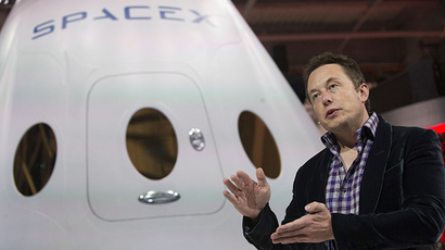 SpaceX CEO Elon Musk (Reuters / Mario Anzuoni)