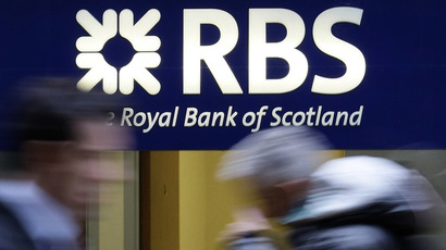 Rbs traders suspended in forex probe