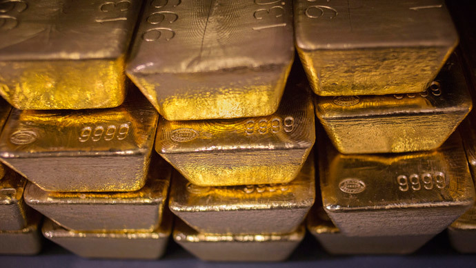 Iran launches Middle East's 'biggest' gold plant, plans to double production