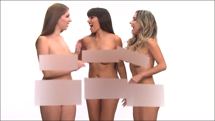 Will you listen now? Naked porn stars explain why net neutrality is important (VIDEO)