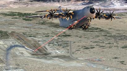 'Bagel plane': Airbus seeks to patent bizarre UFO-like aircraft