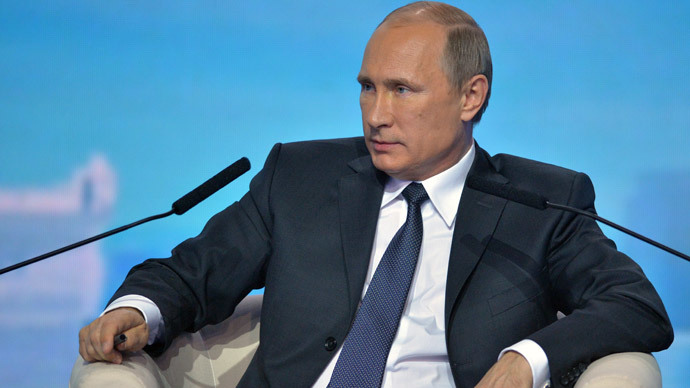 Putin: 'US wants to subdue Russia, but no one did or ever will'