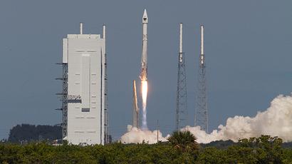 An Atlas V rocket (Reuters / Michael Brown)