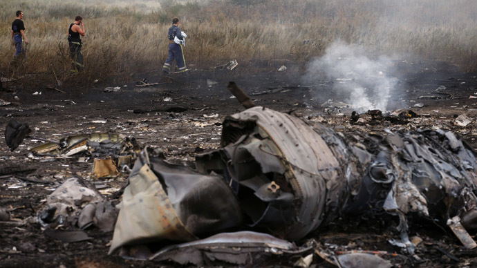 Dutch government refuses to reveal 'secret deal' into MH17 crash probe