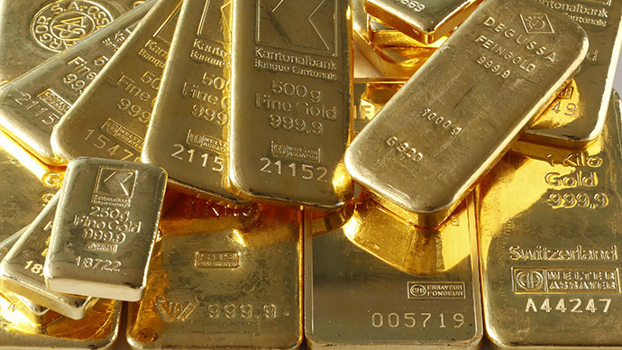 Where has all Ukraine's gold gone?