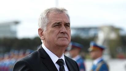 Serbian President Tomislav Nikolic (RIA Novosti/Aleksey Nikolskyi)