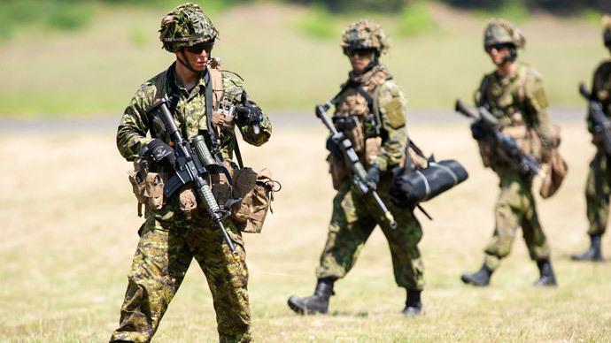 Canadian veterans join Kurdish battle against ISIS