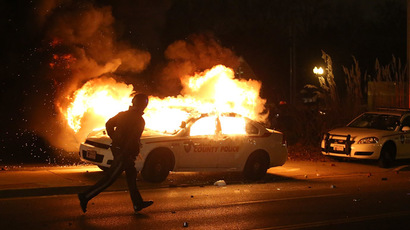 Ferguson grand jury decision divides America