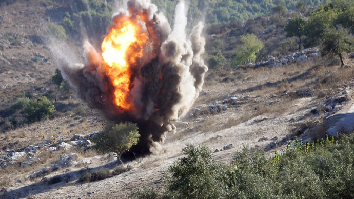 Blood money: 7 UK firms finance globally banned cluster bombs