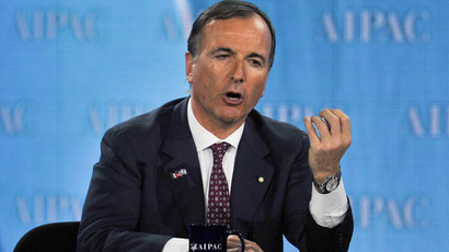 Franco Frattini ( AFP Photo / Nicholas Kamm)