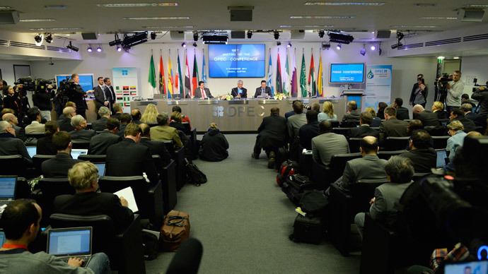 OPEC decision will keep oil prices low & hit Russia, Iran, US – experts