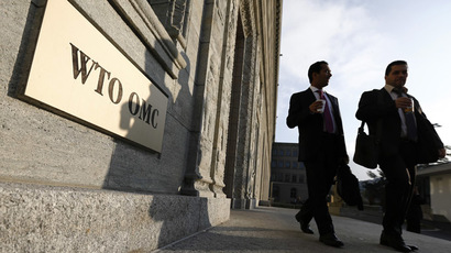 ​WTO agrees on landmark $1tn reform package
