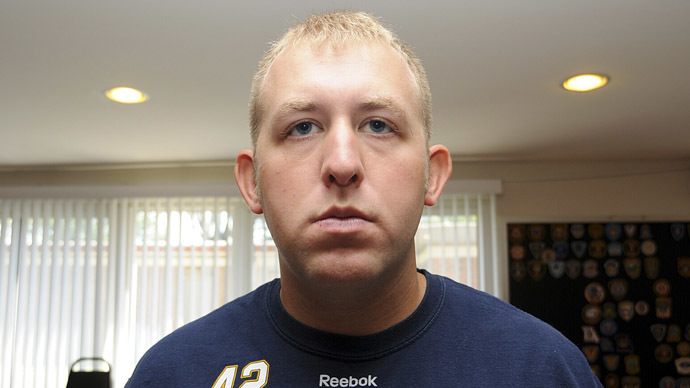Darren Wilson leaving Ferguson police force