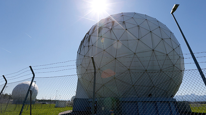 The German Federal Intelligence Agency (BND), is seen in Bad Aibling, south of Munich (Reuters / Michaela Rehle)