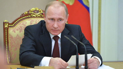 Corruption rethink: Putin bill features more targeted approach to penalties