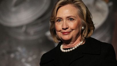 Hillary Rodham Clinton (Spencer Platt / Getty Images / AFP)