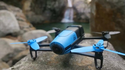 Fun today, gun tomorrow: How toy drones could lead to Terminator-style hunting machines